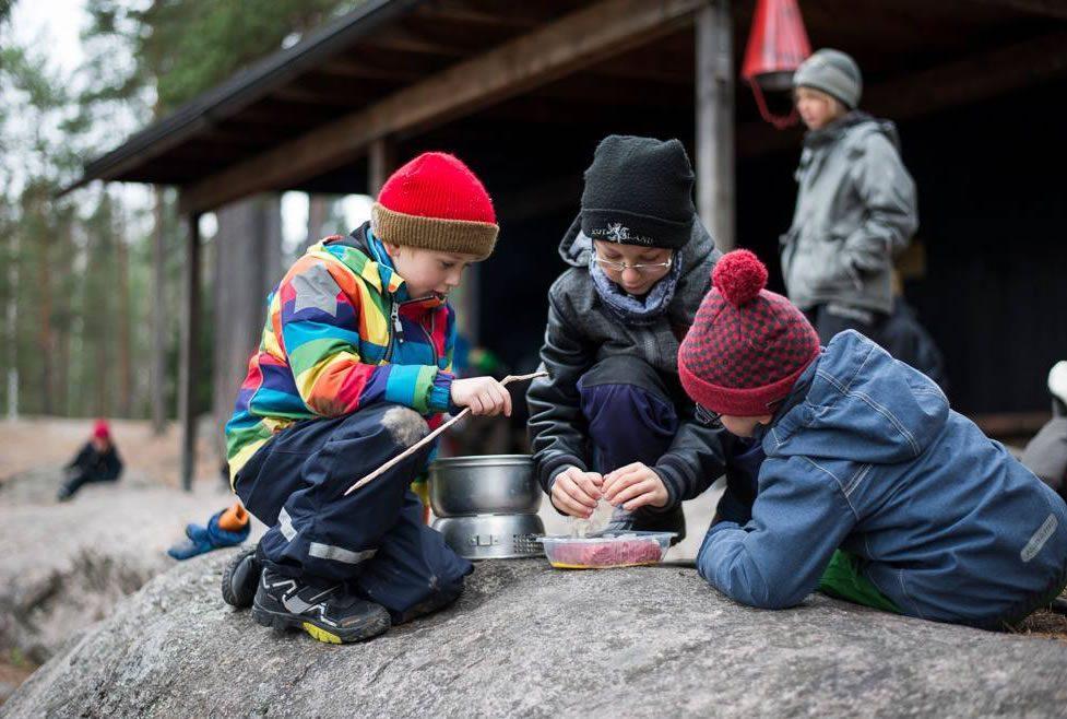 VU-möte: Lägerkocken