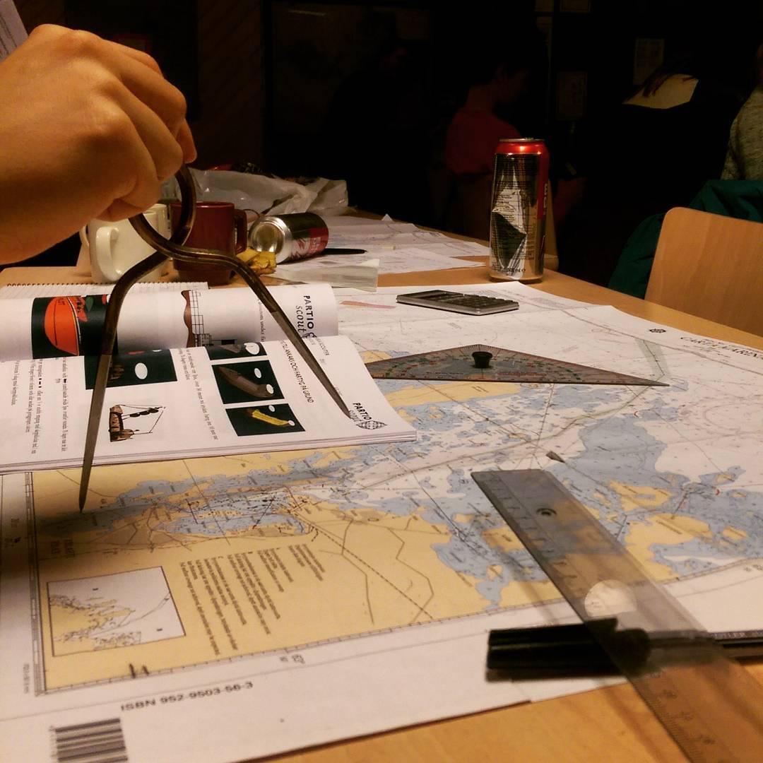VU-möte: Navigering