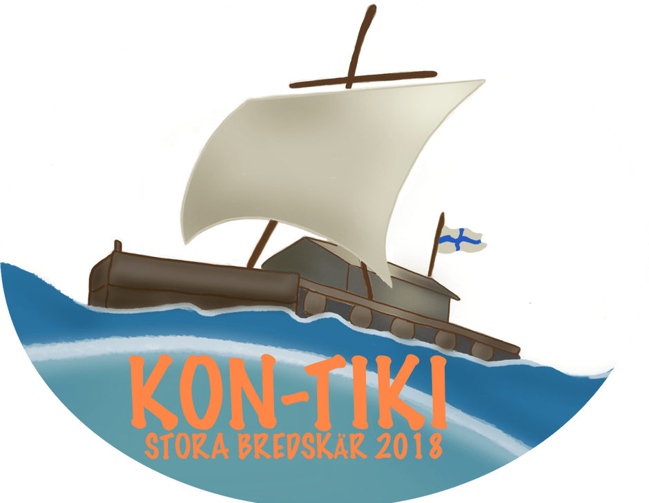 Sommarlägret Kon-Tiki 2018